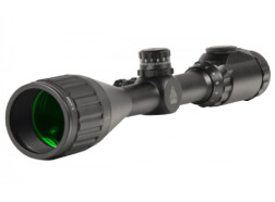 "Прицел Leapers UTG 3-9x50 1"" Hunter Scope, AO, 36-color Mil-dot, QD Rings SCP-U395AOIEW"