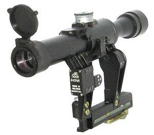 Оптический прицел ПОСП 6x24В