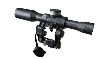 Оптический прицел ПОСП 8x42 M6 Pro, Тигр, Mil Dot