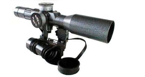 Оптический прицел ПОСП 8x42 М6 D PRO