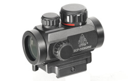 """Коллиматор Leapers UTG 2.6"""" ITA Red/Green CQB Micro Dot with Integral QD Mount SCP-DS3026W"""