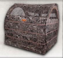 Засидка палатка Ameristep Bale Out, Realtree Max-5, 152x152 см