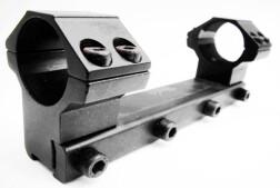 Кронштейн FT-M-A087 моноблок с кольцами 26 мм на планку 11-12 мм, BH 21 мм
