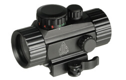 "Коллиматорный прицел Leapers UTG 3.8"" ITA Red/Green Single Dot Sight w/Integral QD Mount SCP-RG40SDQ"