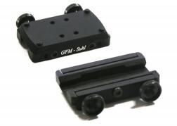 Крепление Suhl для коллиматора DOCTER sight на 10 мм 147002