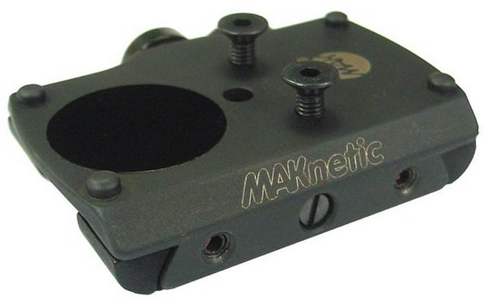 Крепление MAKnetic для коллиматора DocterSight на шину 12 мм, 3012-9000