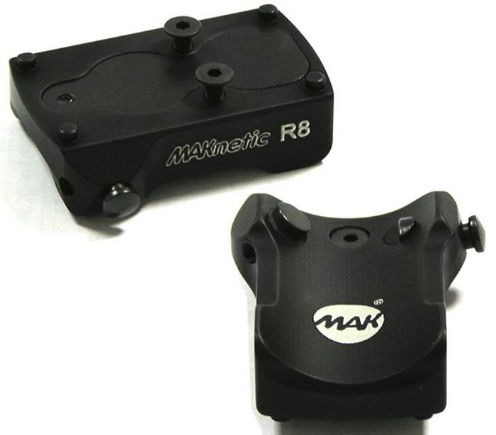 Крепление MAKnetic на Blaser R8 для коллиматора DOCTER sight 30194-9000
