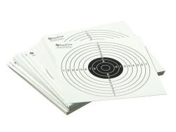 Мишень для стрельбы Strike One №4 бумажная, 100 шт