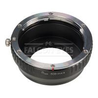 Кольцо переходное Canon EOS на Olympus M4/3