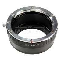 Кольцо переходное Pixco Canon EOS на Sony Nex