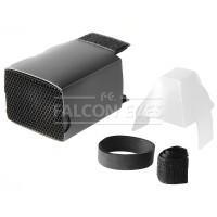 Насадка Falcon Eyes SN-20CA с сотами для накамерной вспышки
