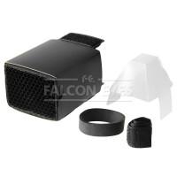 Насадка Falcon Eyes SN-40CA с сотами для накамерной вспышки