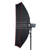 Софтбокс Falcon Eyes SBQ-40180 BW жаропрочный с сотовой насадкой