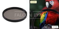 Поляризационный циркулярный фильтр для объектива CPL 67 mm