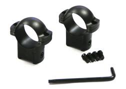 Кольца Leupold 25.4 мм на CZ-527 средние, BH 12.7 мм, 54360