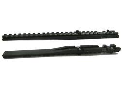 Основание Weaver на вентилируемую планку 8 мм гладкоствольного оружия