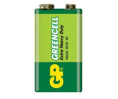 Батарейка GP Greencell 9V Крона