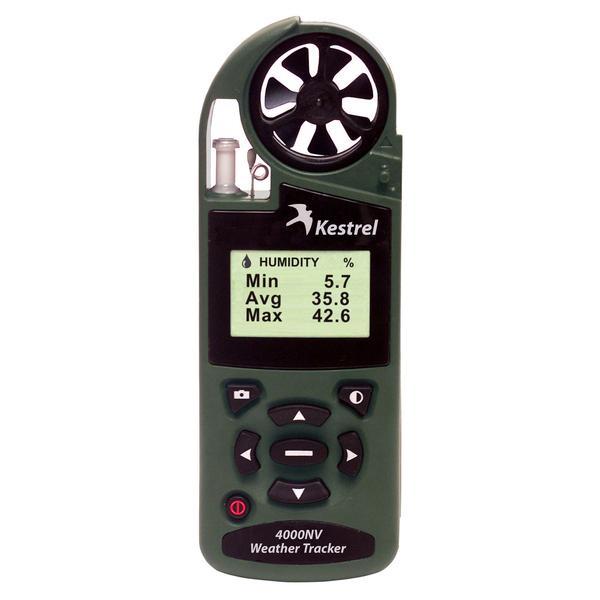 Портативная метеостанция Kestrel 4000 NV