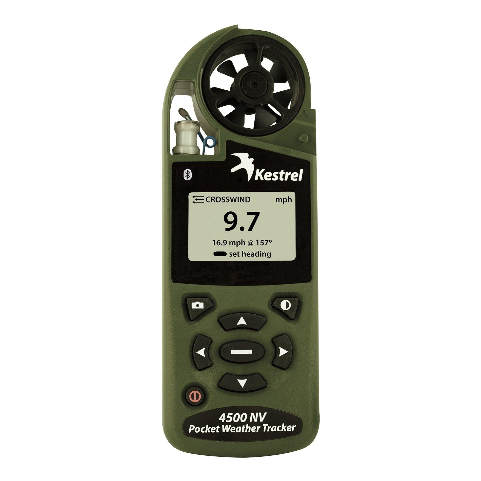 Метеостанция Kestrel 4500 BT NV Olive