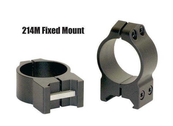 Кольца Warne 30 мм Weaver средние 214M