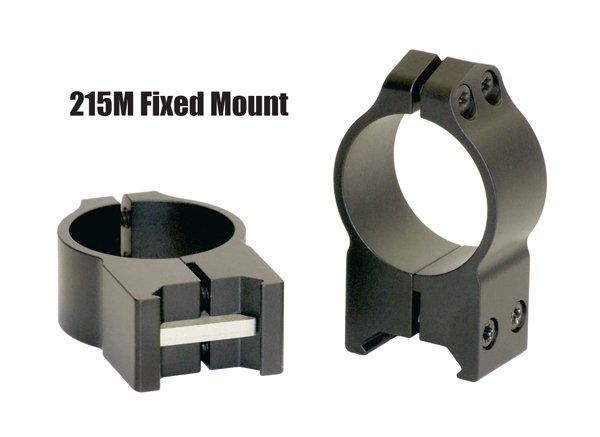 Кольца Warne 30 мм Weaver высокие 215M