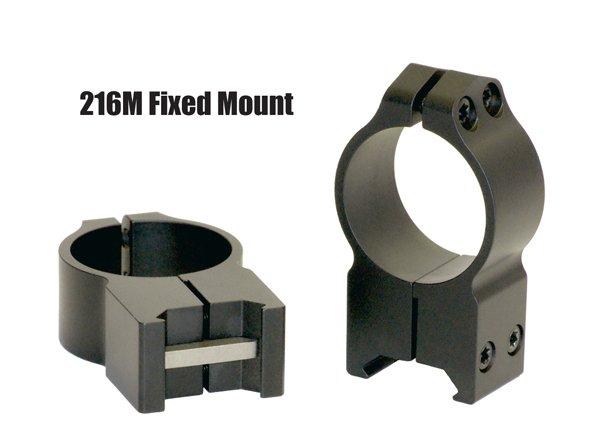 Кольца Warne 30 мм Weaver экстра высокие 216M