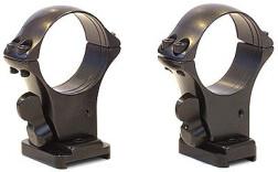 Быстросъемные кольца MAK 30 мм с базами на Browning BAR II/Acera/CBL, Benelli Argo , 5252-30003