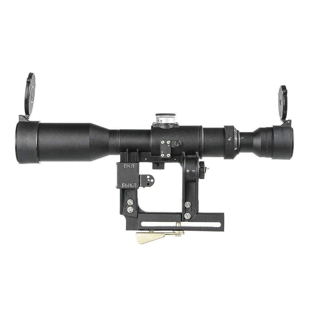 Оптический прицел ПОСП 3-9x42В