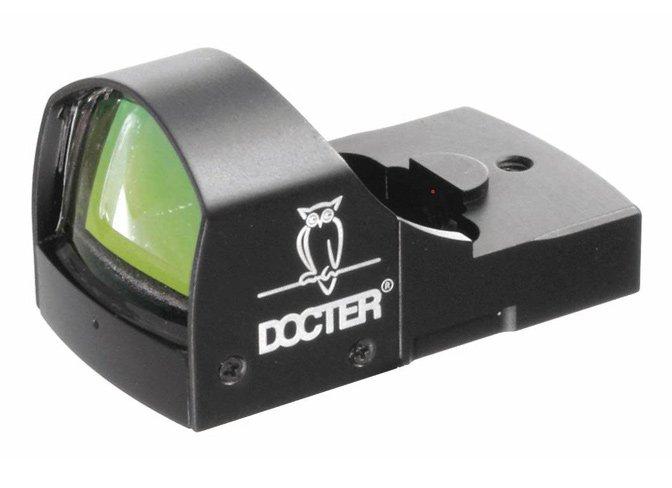 Коллиматорный прицел DOCTER sight II plus 7.0 MOA с креплением Weaver/Picatinny