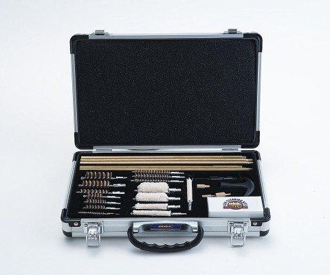 Универсальный набор для чистки DAC в алюминиевом кофре 30 предметов UGC76C