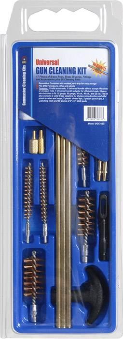 Универсальный набор для чистки DAC 17 предметов, блистер UGC66C