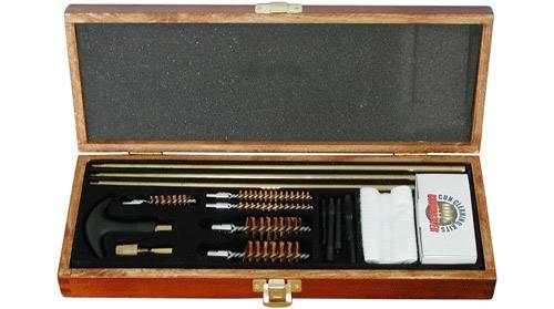 Универсальный набор для чистки DAC в деревянном кофре 17 предметов UGC66W