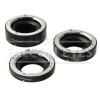 Кольца удлинительные Falcon Eyes S-E-AF для макросъемки с поддержкой автофокуса для Sony Nex E-mount