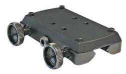 Быстросъемный кронштейн Suhl для установки прицелов типа Docter Sight на вентилируемую планку охотничьего оружия шириной от 8.5 до 10.9 мм