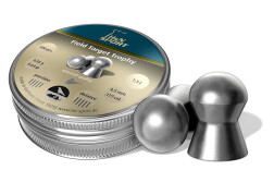 Пули H&N Field Target Trophy 4.5 мм, 0.56 г, 500 шт
