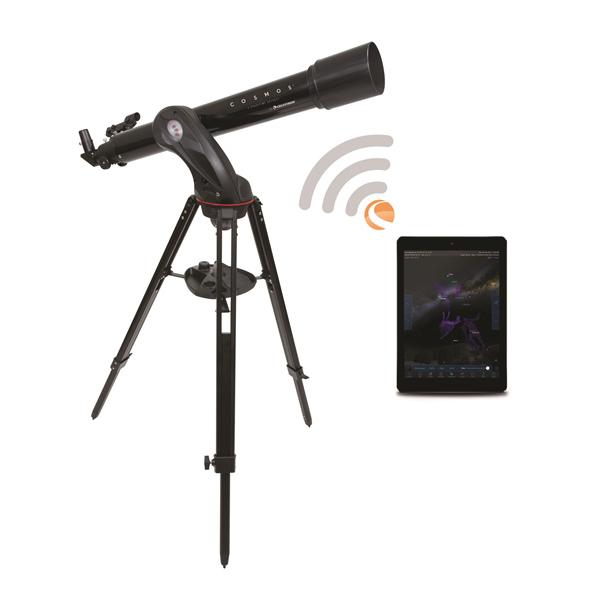 Телескоп Celestron COSMOS 90GT WIFI 22094