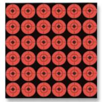 Набор мишеней для тиров Birchwood Target Spots® 2,5см, шт.