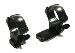 Быстросъемные кольца MAK 30 мм с базами на Sabatti Rover, 5252-30075
