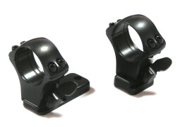 Быстросъемные кольца MAK 30 мм с базами на A.Zoli, 5252-30067