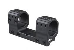Небыстросъемный моноблок SPUHR, длина 121 мм, 34 мм, BH 30 мм на Picatinny, уровень, наклон 0 MIL, SP-4001