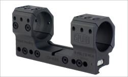 Небыстросъемный моноблок SPUHR, длина 121 мм, 34 мм, BH 34 мм на Picatinny, уровень, наклон 0 MIL, SP-4006