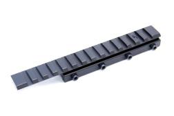 Планка переходная Ласточкин хвост - Weaver 155 мм