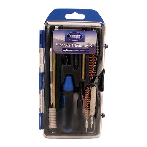 Набор для чистки DAC GunMaster 17 предметов, .308/7.62, GM308AR