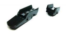 Передняя и задняя ноги Apel на шину Zeiss вынос 32мм (1405/1120/32+1410/0100)
