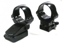 Быстросъемный поворотный кронштейн EAW на Browning Bar 2 (диам.26мм, BH 19mm,вынос 26мм) 304-00273