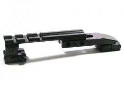 Поворотный кронштейн Apel с верхушкой на Weaver на Mauser K98 882-00010 (с основаниями)