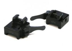 Быстросъемный раздельный кронштейн Apel Weaver на LM-призму (низкие) 365-20800