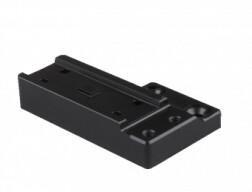 Левосторонний адаптер для установки коллиматорных прицелов Aimpoint Micro на кронштейны Spuhr (A-0025B)