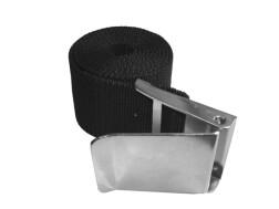 Пояс IST из кордуры с металлической пряжкой, WB-12