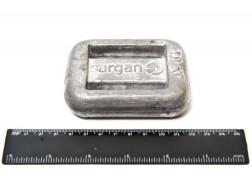 Груз Sargan 1 кг без покрытия, GRSAR1